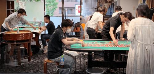 OBOGゲームテーブル開放制度