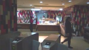 カジノ レストラン視察