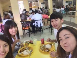 フィリピン留学学食