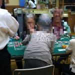 カジノで楽しむおばあちゃん