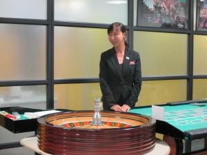 日本カジノスクール副校長