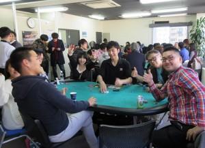 ポーカー大会
