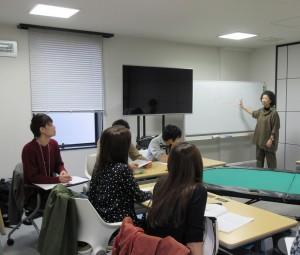 カジノ英会話クラス