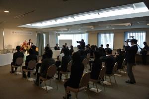 日本カジノスクール卒業式典