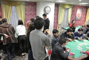 カジノパーティ