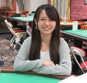 日本カジノスクール在校生がご案内