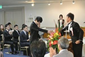 日本カジノスクール最優秀学生