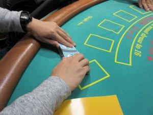 日本カジノスクールオリジナルカード