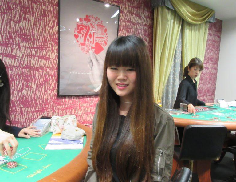 日本カジノスクール在校生