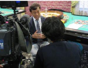 日本カジノスクールNHKニュースIRについて
