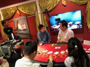 カジノ法案で注目のスクール